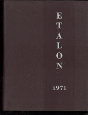 1971 Edition, Salesian High School - Etalon Yearbook (Los Angeles, CA)