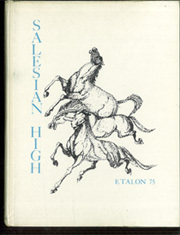 1975 Edition, Salesian High School - Etalon Yearbook (Los Angeles, CA)