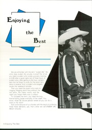 Page 10, 1987 Edition, Safford High School - Ocotillo Yearbook (Safford, AZ) online yearbook collection