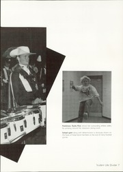 Page 11, 1987 Edition, Safford High School - Ocotillo Yearbook (Safford, AZ) online yearbook collection