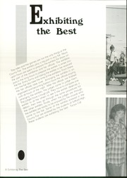 Page 12, 1987 Edition, Safford High School - Ocotillo Yearbook (Safford, AZ) online yearbook collection