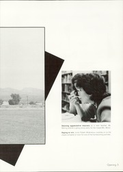 Page 9, 1987 Edition, Safford High School - Ocotillo Yearbook (Safford, AZ) online yearbook collection