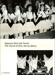 Page 16, 1969 Edition, Saguaro High School - Sentinel Yearbook (Scottsdale, AZ) online yearbook collection