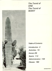 Page 9, 1969 Edition, Saguaro High School - Sentinel Yearbook (Scottsdale, AZ) online yearbook collection