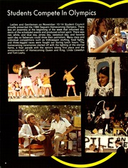 Page 12, 1981 Edition, Saguaro High School - Sentinel Yearbook (Scottsdale, AZ) online yearbook collection