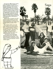 Page 14, 1981 Edition, Saguaro High School - Sentinel Yearbook (Scottsdale, AZ) online yearbook collection