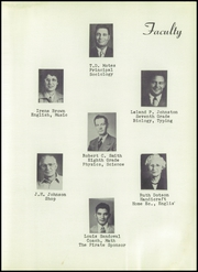 Page 15, 1951 Edition, Sanders Valley High School - Pirate Yearbook (Sanders, AZ) online yearbook collection