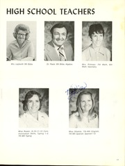 Page 15, 1975 Edition, Scottsdale Christian High School - Yearbook (Phoenix, AZ) online yearbook collection
