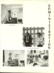 Page 7, 1975 Edition, Scottsdale Christian High School - Yearbook (Phoenix, AZ) online yearbook collection