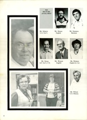Page 12, 1981 Edition, Superior High School - Prospector Yearbook (Superior, AZ) online yearbook collection
