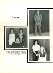 Page 16, 1981 Edition, Superior High School - Prospector Yearbook (Superior, AZ) online yearbook collection