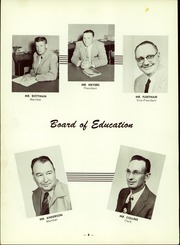 Page 11, 1956 Edition, Willcox High School - Round Up Yearbook (Willcox, AZ) online yearbook collection
