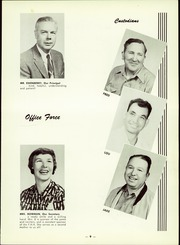 Page 12, 1956 Edition, Willcox High School - Round Up Yearbook (Willcox, AZ) online yearbook collection