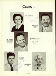 Page 13, 1956 Edition, Willcox High School - Round Up Yearbook (Willcox, AZ) online yearbook collection