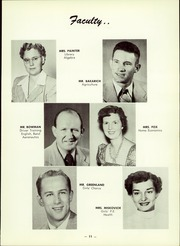 Page 14, 1956 Edition, Willcox High School - Round Up Yearbook (Willcox, AZ) online yearbook collection