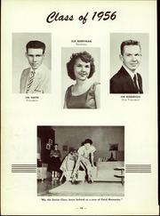Page 17, 1956 Edition, Willcox High School - Round Up Yearbook (Willcox, AZ) online yearbook collection