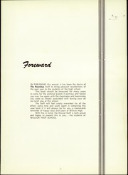 Page 4, 1956 Edition, Willcox High School - Round Up Yearbook (Willcox, AZ) online yearbook collection