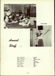 Page 9, 1956 Edition, Willcox High School - Round Up Yearbook (Willcox, AZ) online yearbook collection