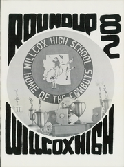 Page 5, 1982 Edition, Willcox High School - Round Up Yearbook (Willcox, AZ) online yearbook collection