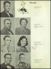 Page 12, 1955 Edition, Williams High School - Tusayan Yearbook (Williams, AZ) online yearbook collection