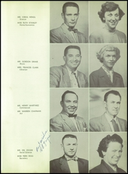 Page 13, 1955 Edition, Williams High School - Tusayan Yearbook (Williams, AZ) online yearbook collection