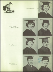 Page 17, 1955 Edition, Williams High School - Tusayan Yearbook (Williams, AZ) online yearbook collection