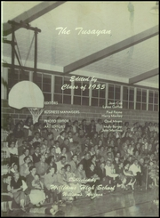 Page 5, 1955 Edition, Williams High School - Tusayan Yearbook (Williams, AZ) online yearbook collection