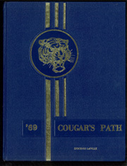 1969 Edition, Crenshaw High School - Cougars Path Yearbook (Los Angeles, CA)