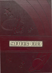 Page 1, 1939 Edition, Winslow High School - Meteor Yearbook (Winslow, AZ) online yearbook collection
