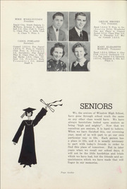 Page 16, 1939 Edition, Winslow High School - Meteor Yearbook (Winslow, AZ) online yearbook collection