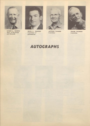 Page 16, 1953 Edition, Winslow High School - Meteor Yearbook (Winslow, AZ) online yearbook collection