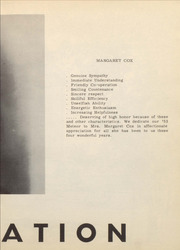 Page 7, 1953 Edition, Winslow High School - Meteor Yearbook (Winslow, AZ) online yearbook collection