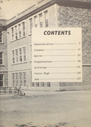 Page 9, 1953 Edition, Winslow High School - Meteor Yearbook (Winslow, AZ) online yearbook collection