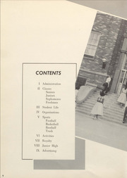 Page 10, 1956 Edition, Winslow High School - Meteor Yearbook (Winslow, AZ) online yearbook collection