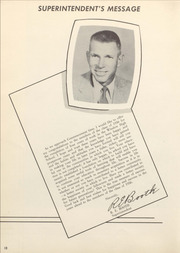 Page 14, 1956 Edition, Winslow High School - Meteor Yearbook (Winslow, AZ) online yearbook collection
