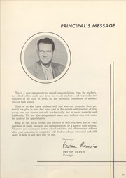 Page 15, 1956 Edition, Winslow High School - Meteor Yearbook (Winslow, AZ) online yearbook collection