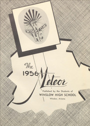Page 5, 1956 Edition, Winslow High School - Meteor Yearbook (Winslow, AZ) online yearbook collection