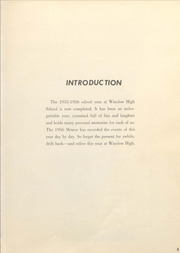Page 9, 1956 Edition, Winslow High School - Meteor Yearbook (Winslow, AZ) online yearbook collection