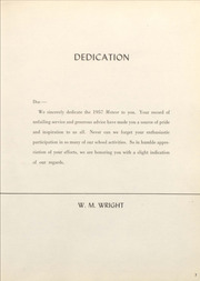 Page 11, 1957 Edition, Winslow High School - Meteor Yearbook (Winslow, AZ) online yearbook collection