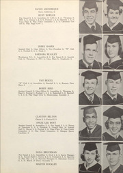 Page 14, 1957 Edition, Winslow High School - Meteor Yearbook (Winslow, AZ) online yearbook collection