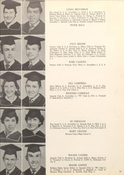 Page 15, 1957 Edition, Winslow High School - Meteor Yearbook (Winslow, AZ) online yearbook collection