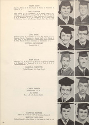 Page 16, 1957 Edition, Winslow High School - Meteor Yearbook (Winslow, AZ) online yearbook collection