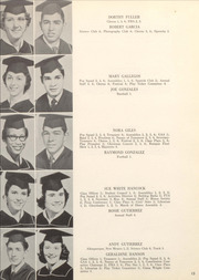 Page 17, 1957 Edition, Winslow High School - Meteor Yearbook (Winslow, AZ) online yearbook collection