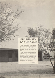 Page 7, 1957 Edition, Winslow High School - Meteor Yearbook (Winslow, AZ) online yearbook collection