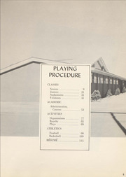 Page 9, 1957 Edition, Winslow High School - Meteor Yearbook (Winslow, AZ) online yearbook collection