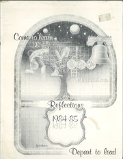 Page 1, 1985 Edition, Clarendon Middle School - Reflections Yearbook (Phoenix, AZ) online yearbook collection