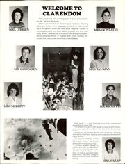 Page 15, 1985 Edition, Clarendon Middle School - Reflections Yearbook (Phoenix, AZ) online yearbook collection