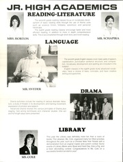 Page 16, 1985 Edition, Clarendon Middle School - Reflections Yearbook (Phoenix, AZ) online yearbook collection