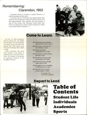 Page 4, 1985 Edition, Clarendon Middle School - Reflections Yearbook (Phoenix, AZ) online yearbook collection