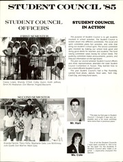 Page 7, 1985 Edition, Clarendon Middle School - Reflections Yearbook (Phoenix, AZ) online yearbook collection